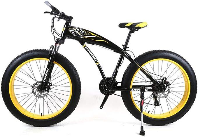 KNFBOK bicicleta trek Bicicleta de montaña de 21 velocidades y 26 ...