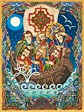 Purrfect Puzzles St. Brendan The Navigator 1000 Piece Puzzle