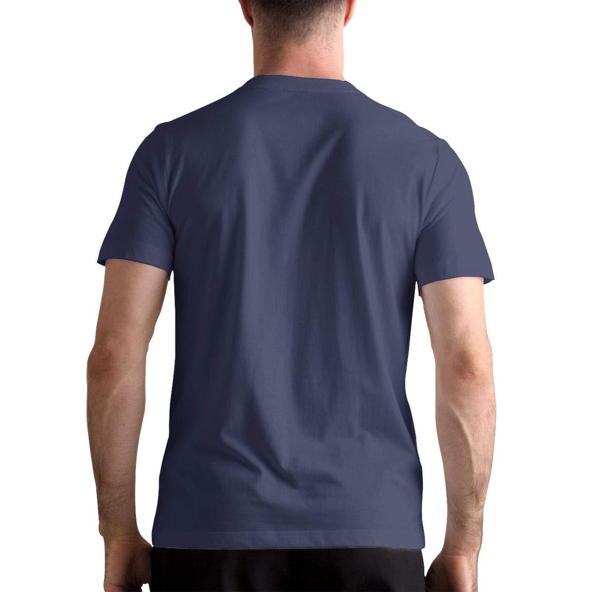 AshleyJLeib Unspeakable Mens Loose Short Sleeve Tshirts
