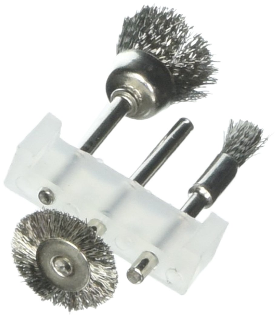 Tradespro 837795 Wire Brushes All Trade Tools 3 Piece