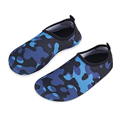07d15ff792981 Kids Beach Shoes Swim Water Shoes Toddler Shoes Boys Girls Barefoot Aqua  Socks for Children Pool