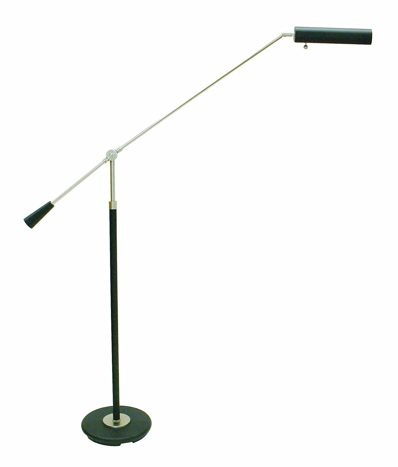 Traditional floor lamp - House Of Troy Pfl 527 Counter Balance Portable Floor Lamp Satin Nickel And Black Amazon Com