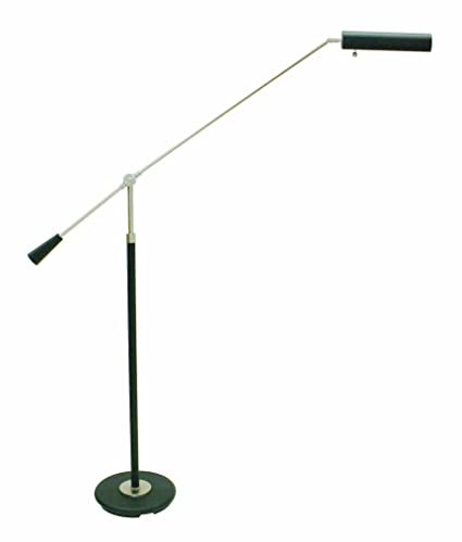House of troy pfl 527 counter balance portable floor lamp satin house of troy pfl 527 counter balance portable floor lamp satin nickel and black aloadofball Image collections