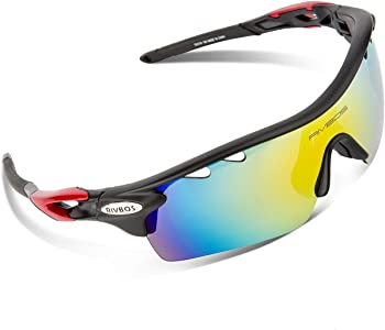 Rivbos 805 Unisex Polarized Sports Sunglasses