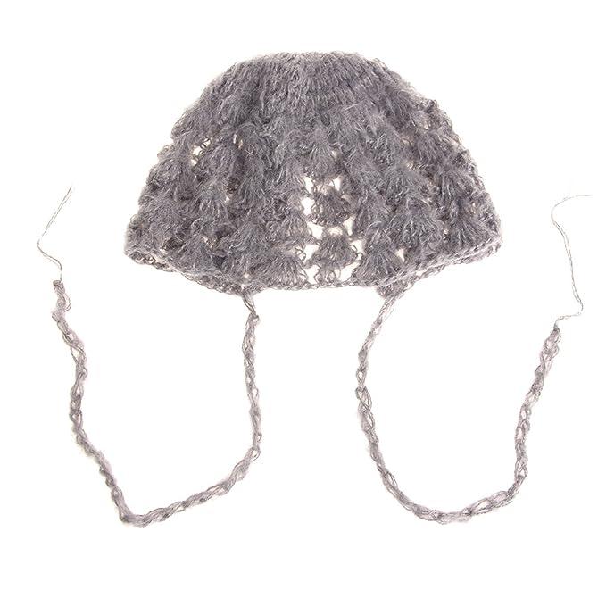 Brand New Hand Knitted Newborn Bonnet