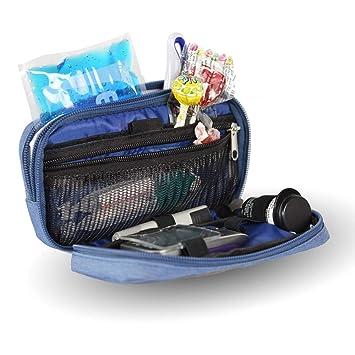 Bolsa estuche isotérmico | Para personas diabéticas | Tejido vaquero | Diabeticss | Elite Bags