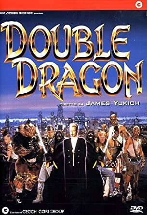 Amazon Com Double Dragon Alyssa Milano Mark Dacascos James Yukich Movies Tv