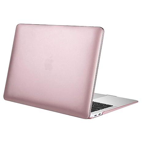 MOSISO Funda Dura Compatible 2018 MacBook Air 13 Pulgadas A1932 con Pantalla Retina & Touch ID, Ultra Delgado Carcasa Rígida Protector de Plástico ...