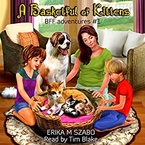 A Basketful of Kittens Audiobook