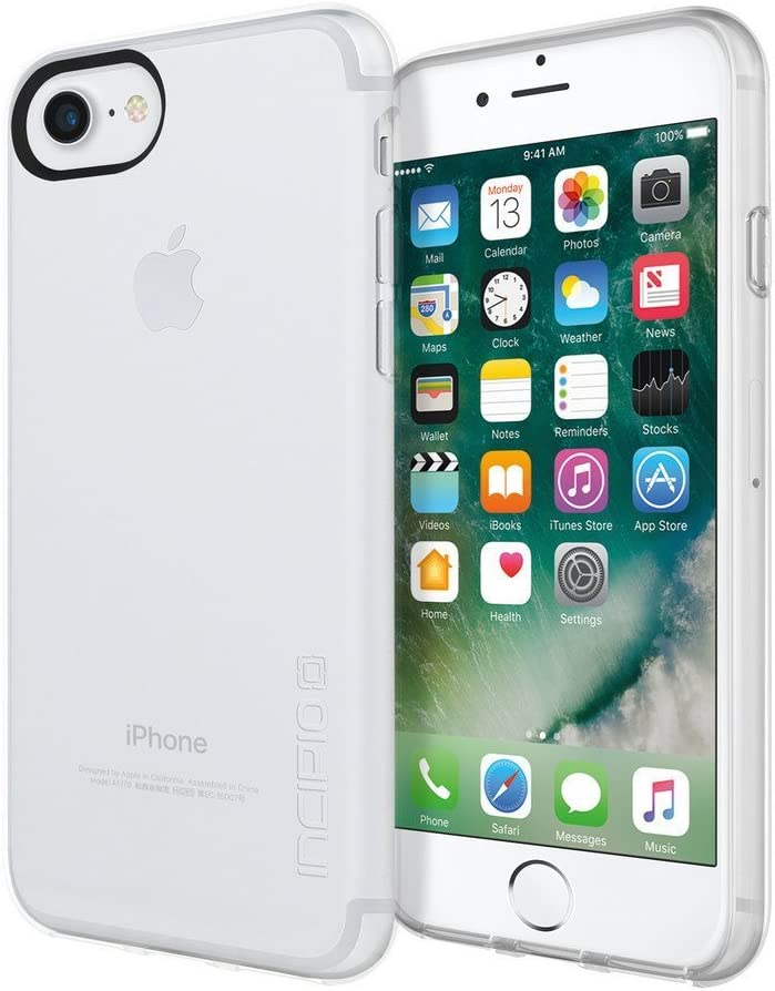 Incipio IPH-1480-CLR Apple iPhone 6/6s/7/8 Ngp Pure Case - Clear