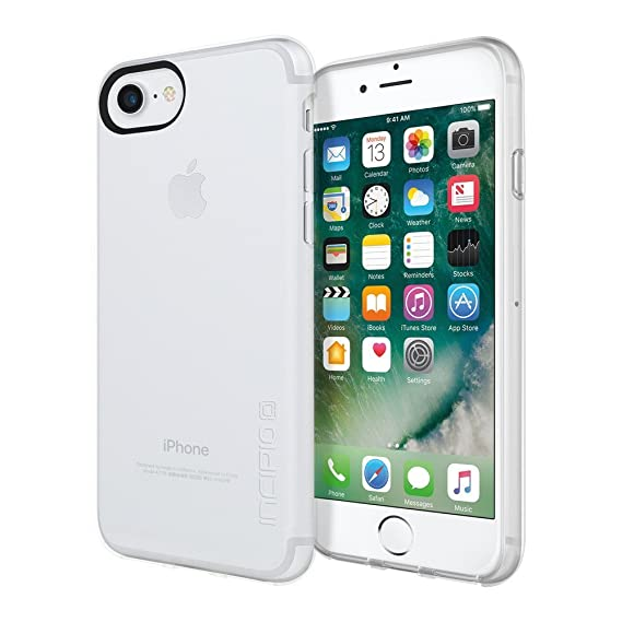 e5f6a6d4cad Amazon.com: Incipio IPH-1480-CLR Apple iPhone 6/6s/7/8 Ngp Pure Case ...