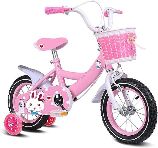 YUMEIGE Bicicletas 12 14 16 18 20 Pulgadas Bicicleta Infantil con ...