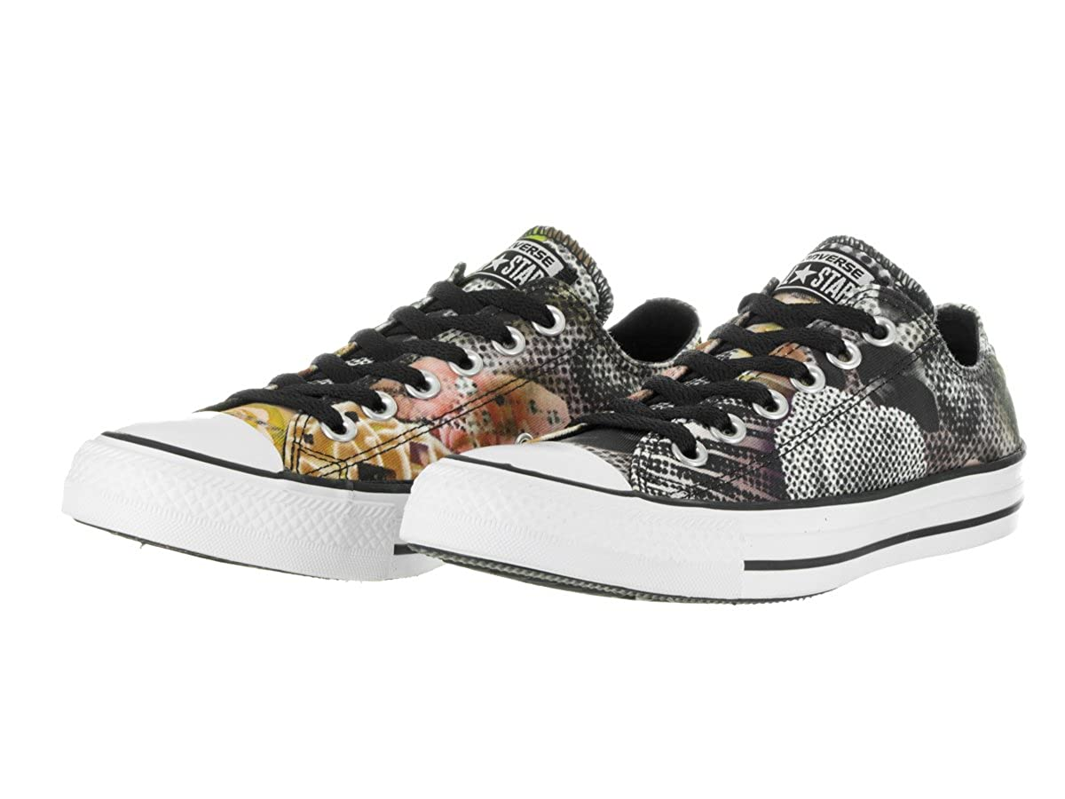 a11fb958fe Converse Womens Digital Floral Print Ox Textile Trainers  Amazon.co.uk   Shoes   Bags