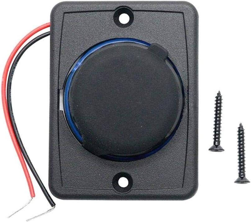ZXYAN DC12V Sortie 3.1A Prise de Courant de Voiture /Étanche Double Ports De Voiture Moto Chargeur USB Prise de Courant Adaptateur Prise de Courant