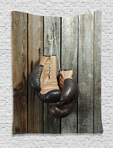 vintage boxing gloves - 5