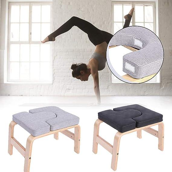 cosyhouse Taburete De Yoga Banco De Reposacabezas De Yoga ...