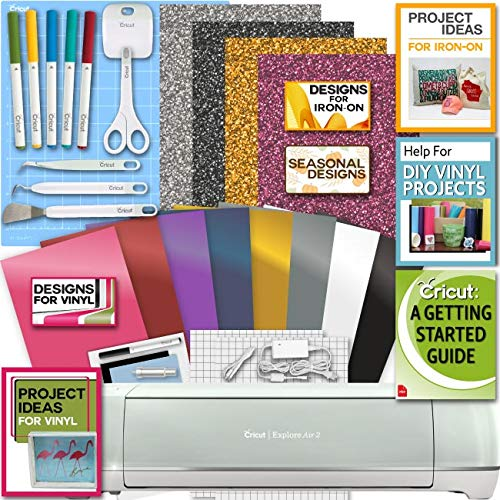 Cricut Explore Air 2 Machine Bundle Iron