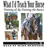 What I'd Teach Your Horse: Training & Re-Training the Basics: Horse Training How-To, Volume 8 | Keith Hosman