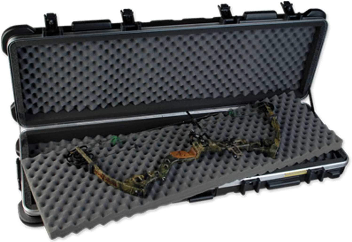 "ATA 50"" Double Bow Case, Water Resistant, 56""L x 20""W"