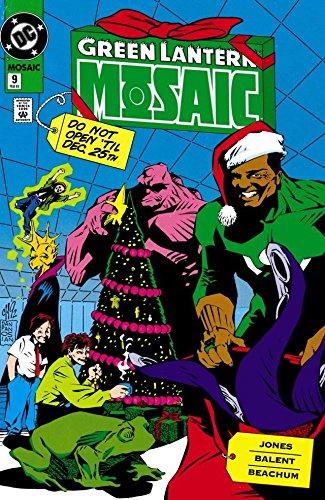 (Green Lantern: Mosaic #9)