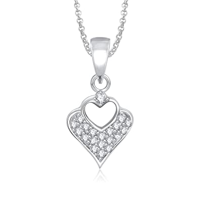 Buy valentine gifts meenaz love pendant heart shape beautiful locket valentine gifts meenaz love pendant heart shape beautiful locket for girls and women valentin mozeypictures Image collections