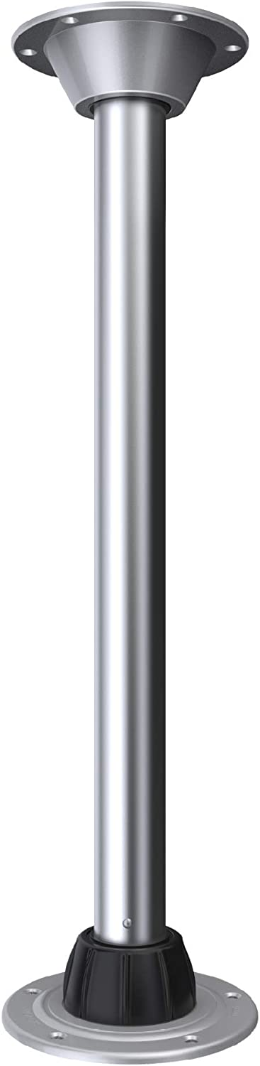 Manufacturers' Select ITC Silver Sequoia III Table Leg System for RV or Boat (27