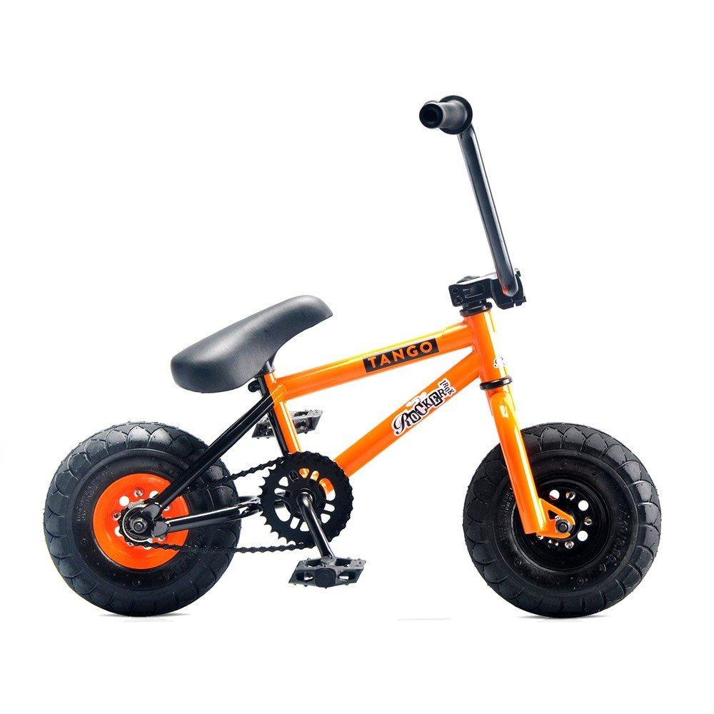 Rocker mini BMX(ロッカーミニビーエムエックス) IROCK 競技用 自転車 ストリート mini BMX ir-011 TANGO 10インチ B01B7BZZ6O