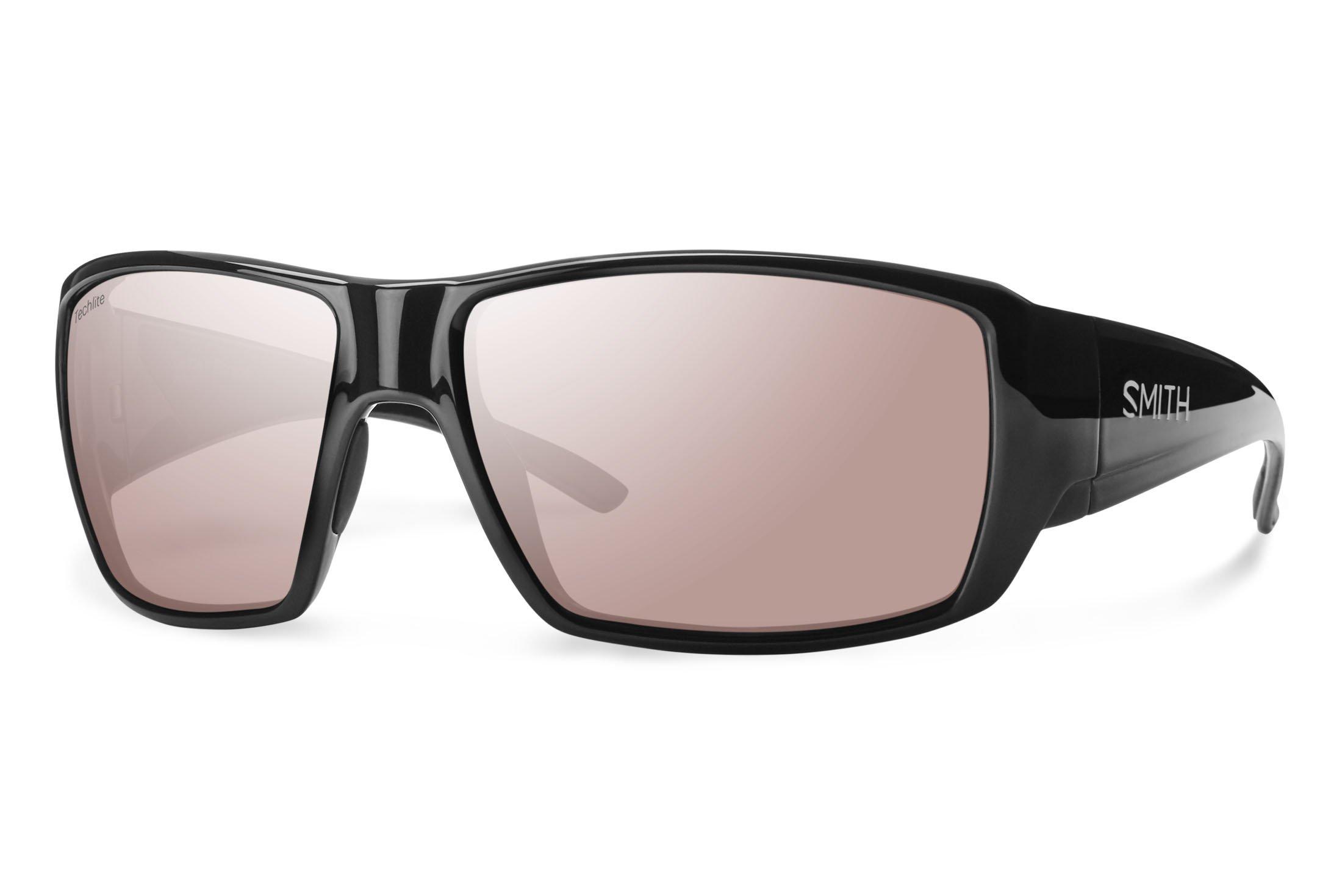 Smith Optics Guides Choice Sunglasses, Black Frame, Polarchromic Ignitor Techlite Glass Lenses