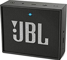 JBL GO Bocina pórtatil Bluetooth GO Negro