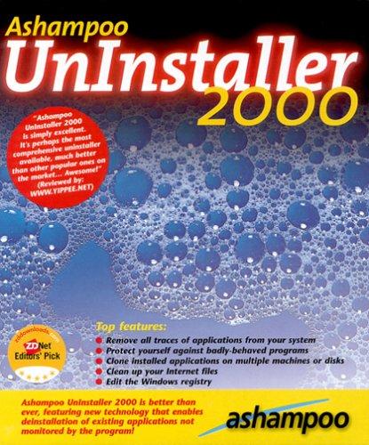 Ashampoo Uninstaller 2000