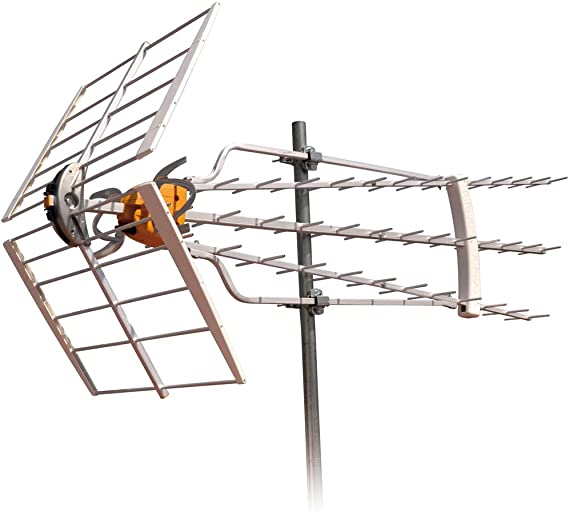 Televes 149741 - Antena dat hd boss 790 lr uhf c21-60 34dbi