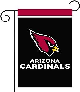 Briarwood Lane Arizona Cardinals Garden Flag Football Licensed 12.5