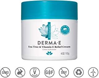 product image for Derma E - Tea Tree and E Antiseptic Creme Treatment - 4 oz (2 Pack)
