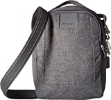 Best  - PacSafe Metrosafe Ls100 Cross Body Bag, Dark Tweed Review