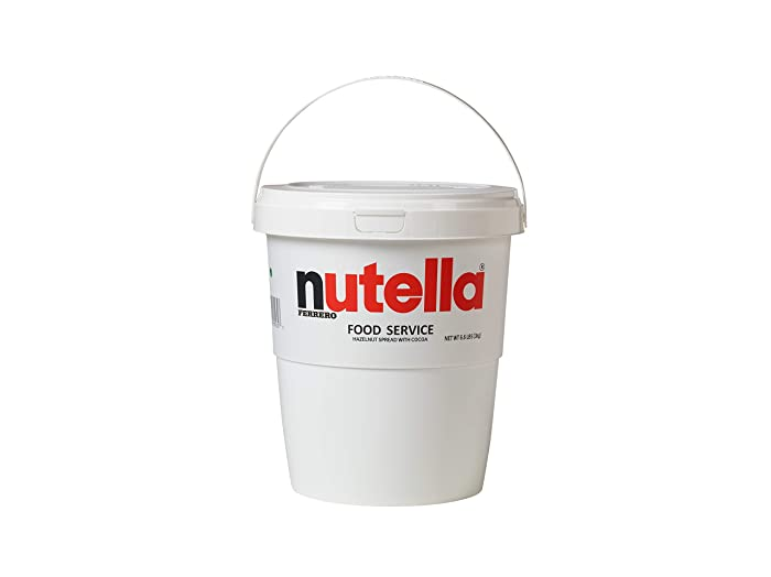Top 9 Nutella Food Service