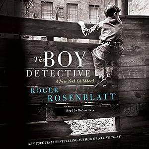 The Boy Detective Audiobook