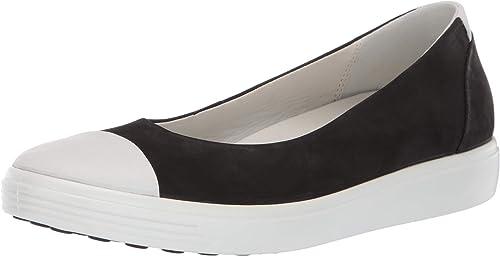 ECCO Damen Soft 7 Ballerina Halbschuhe: : Schuhe