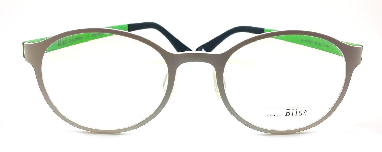 c607fd8c5e Amazon.com  Bliss Prescription Eye Glasses Frame Ultem Super Light ...