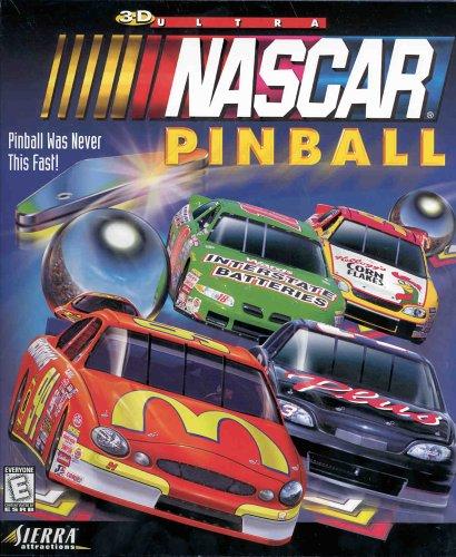 [3-D Ultra Nascar Pinball] (True Pinball)