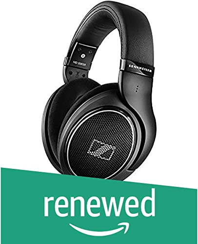 Sennheiser HD 598 SR Open-Back Headphone Discontinued by manufacturer Renewed