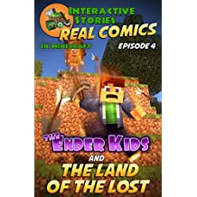 Amazing Minecraft Comics: The Ender Kids and the Land of the Lost: The Greatest Minecraft Comics for Kids