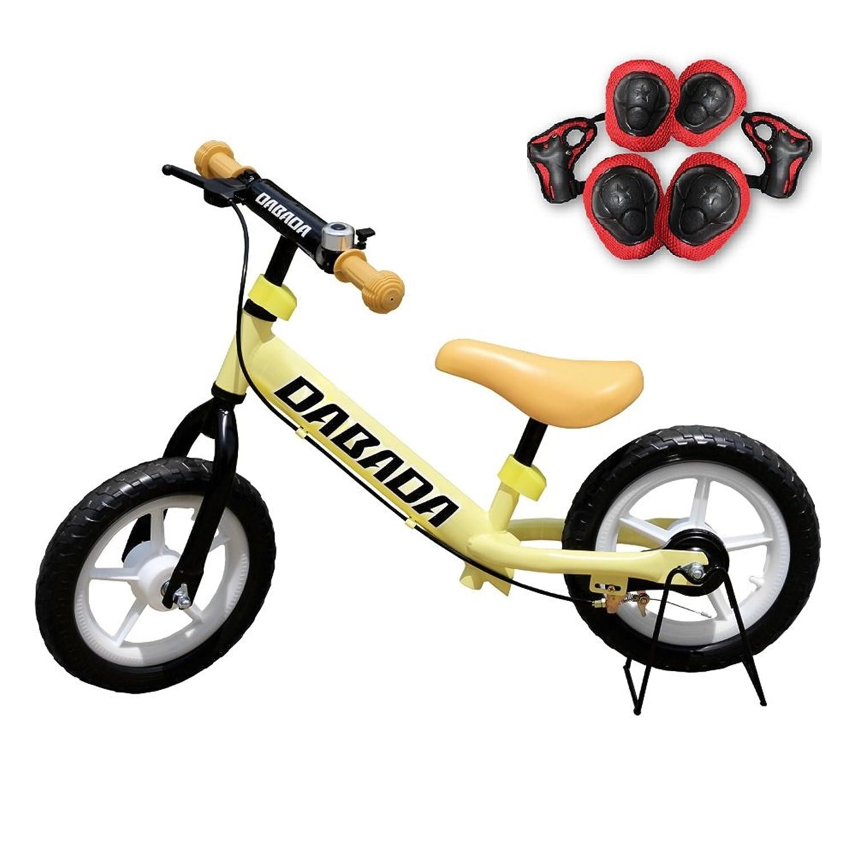 バランスバイク ミニ乗用車 組立式 赤ちゃんのおもちゃ 1-3歳 軽量 ミニ三輪車 お誕生日 プレゼント 4輪(ピンク)