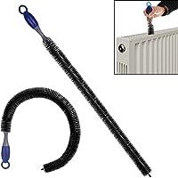 Deuba Cepillo para radiadores 78 cm especialmente flexible