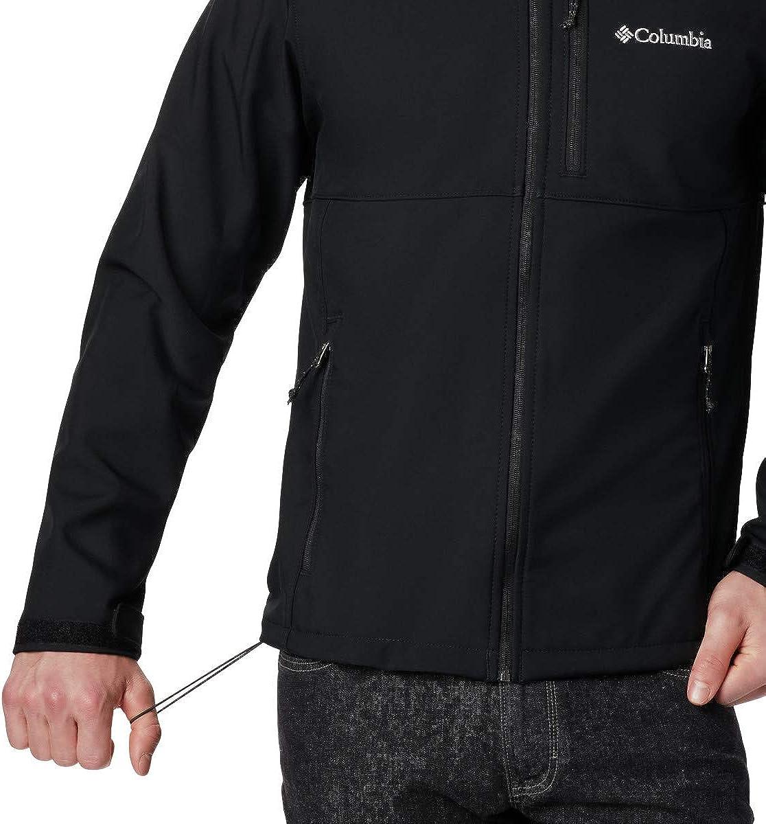 Columbia Mens Ascender Hooded Softshell Jacket
