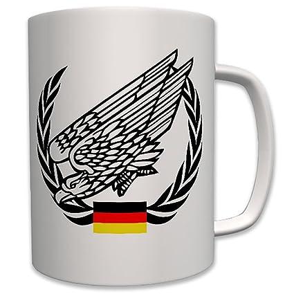 Amazon com: BW Bundeswehr paratrooper badge eagle laurel