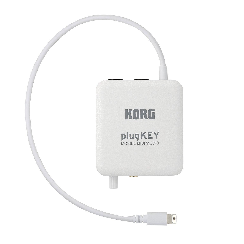 Korg PLUGKEYWH -Channel Audio Plug-In