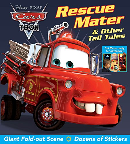 used book buyback disney pixar cars toon rescue mater other tall