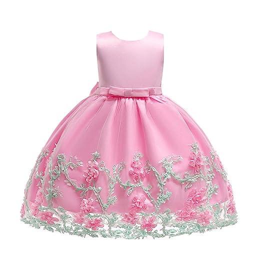 Amazoncom Dinlong Newborn Baby Girls Clothes Floral Princess Tutu