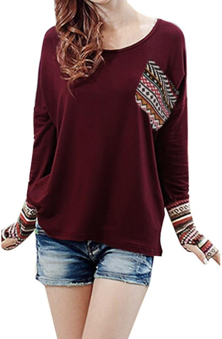 Clearance Womens Casual Loose Hoodies Tops Shirt Button Floral Printed Hooded Sweatshirt Plus Size S-3XL