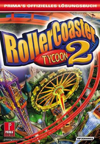Rollercoaster Tycoon 2 (Lösungsbuch)